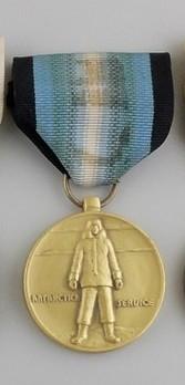Antarctic Service Medal Obverse