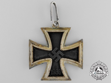 Knight's Cross of the Iron Cross, by C. E. Juncker (lazy 2) Obverse