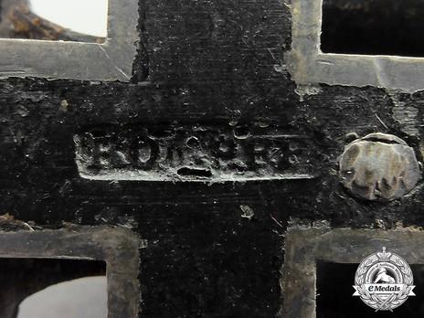 Decoration (on Brabant Cross) Maker Mark