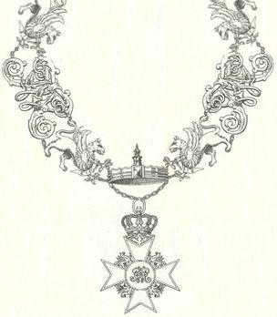 Gold Collar (1864-1916) Obverse