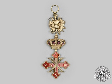 Constantinian Order of St. George, Knight of Grand Cross (Justice)