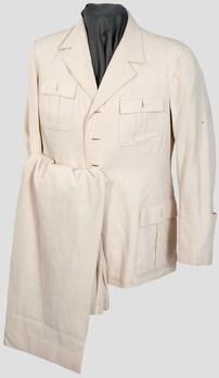 Luftwaffe Summer Trousers Obverse