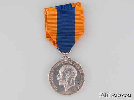 Union of South Africa Commemoration Medal Obverse