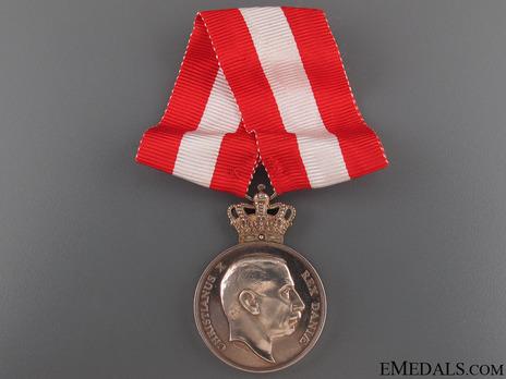 "Silver Medal (stamped ""H. SALOMAN"") Obverse"