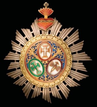 Breast Star (1918-) Obverse