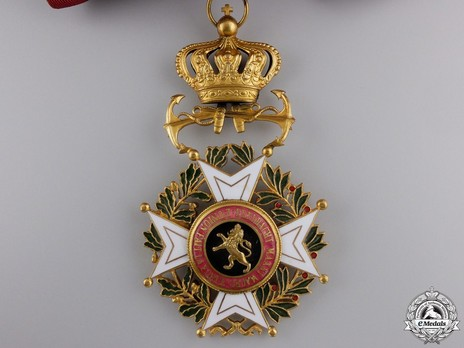 Grand Cross (Maritime Division, 1951-) (by Walravens) Obverse