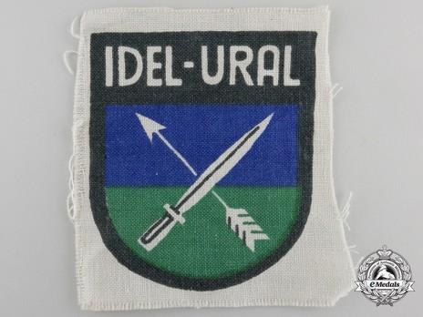 German Army Volga Tartars Sleeve Insignia Obverse