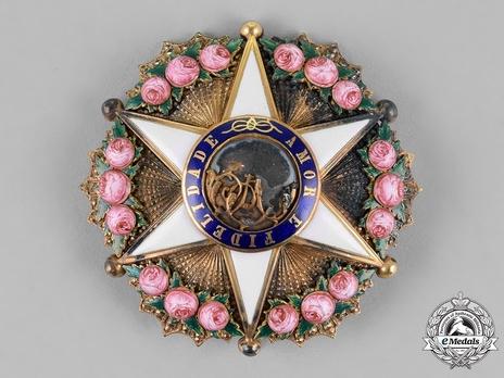 Officer Breast Star (gold) Obverse