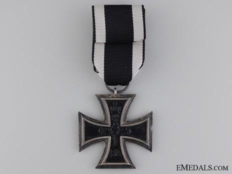 Model III, II Class Cross, by C.E. Juncker