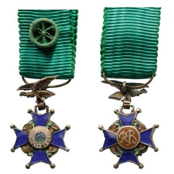 Miniature Officer Obverse and Reverse