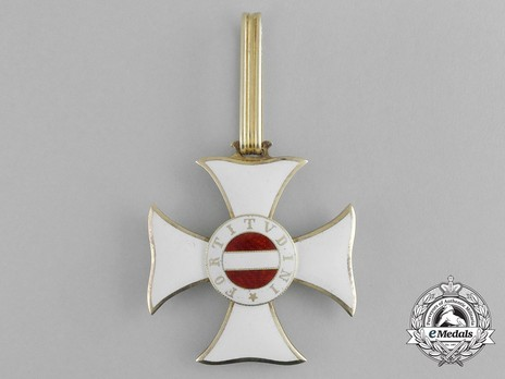 Hungarian Military Order of Maria Theresa, Commander