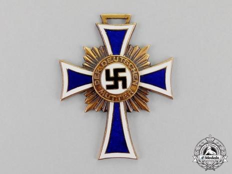 Cross of Honour of the German Mother, in Bronze Obverse