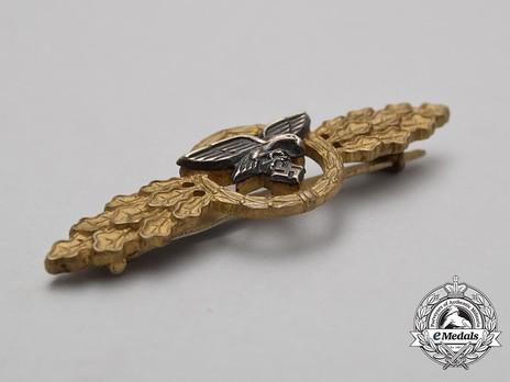 Transport & Glider Clasp, in Gold Obverse