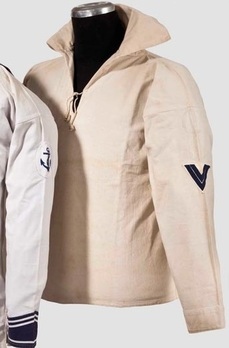 Kriegsmarine Drill Shirt Obverse