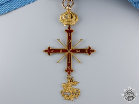Senator of the Grand Cross Obverse