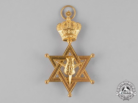 Order of the Queen of Sheba, Grand Cross Obverse