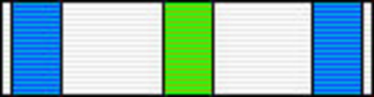 Officer (for Promotion of Culture, 2000-) Ribbon