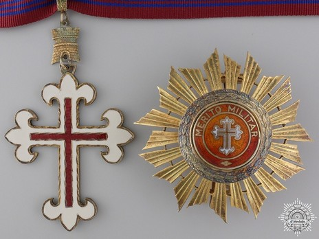 I Class Medal Details