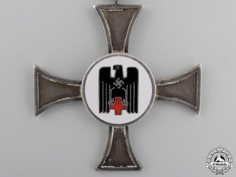 German Red Cross Nurse's Cross, IV Class Obverse