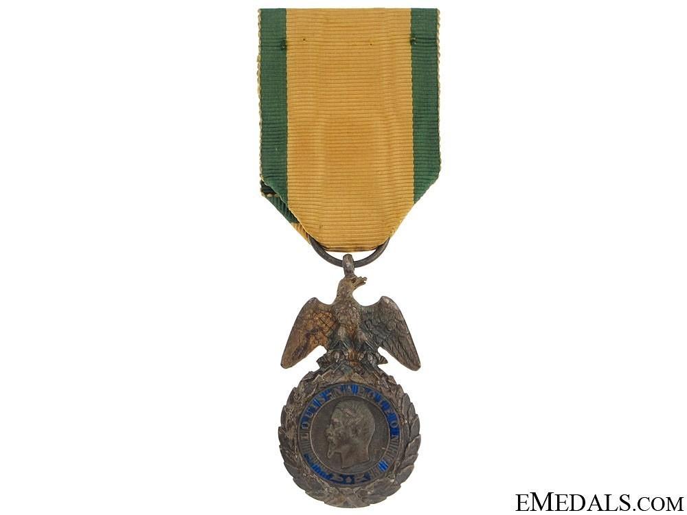 Military+medal%2c+silver+medal+%28eagle+suspension%29+obverse