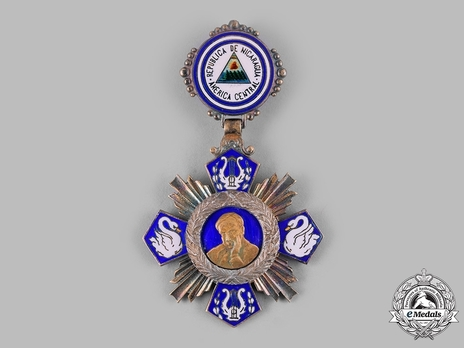 Order of Ruben Darío, Grand Cross