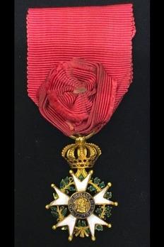 Order of the Legion of Honour, Type II, Officer