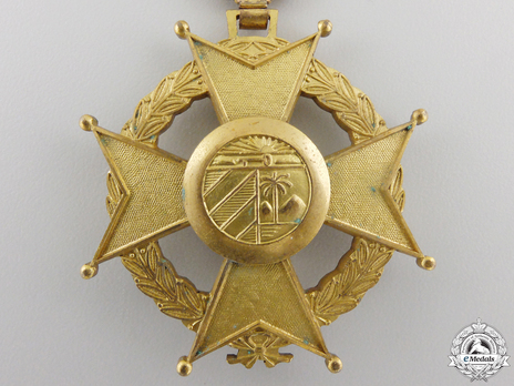 IV Class (for Good Conduct) Reverse