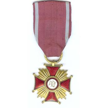 Cross of Merit, I Class (1952-1989)