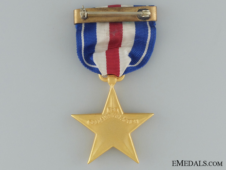 Silver Star Reverse