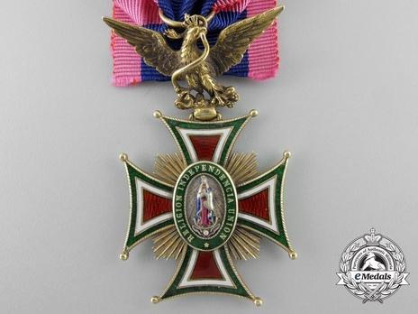 Knight (Military Merit) (gold) Obverse