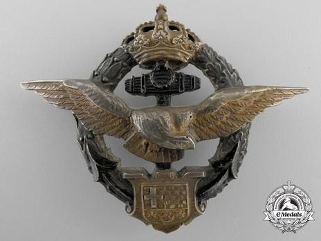 Naval Pilot's Wings Obverse