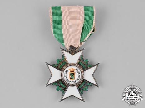 Type I, Civil Division, I Class Knight (for Natives 1912-1918)