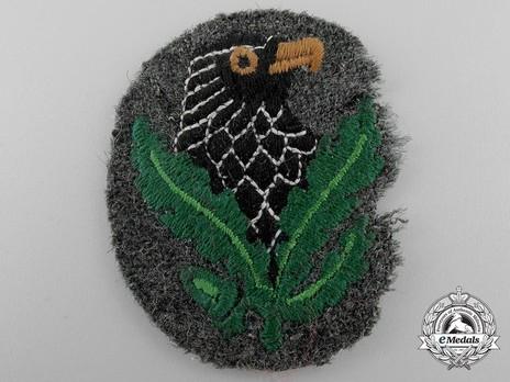 Sniper Badge, III Class Obverse