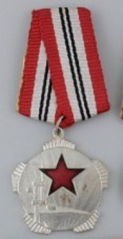 Order for Distinguished Defence Service, II Class Obverse