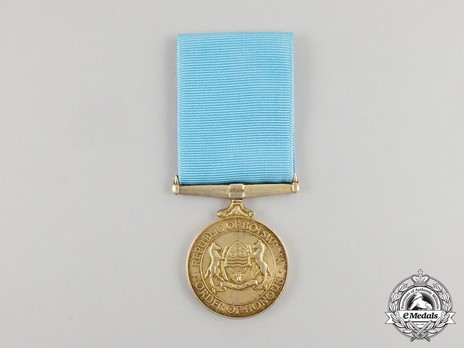 Presidential Order of Honour Obverse