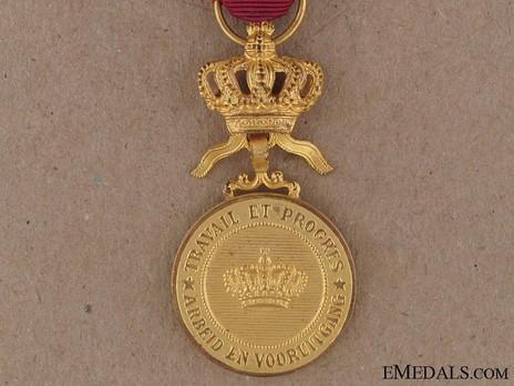 Gold Medal (1951-) Obverse