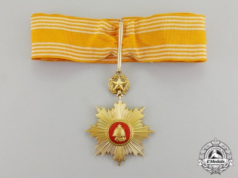 Order of Military Merit, Type IV, II Class (Eulji)