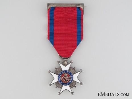 II Class Knight's Cross Obverse