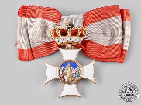 Order of St. Elisabeth, Ladies of Honour Cross