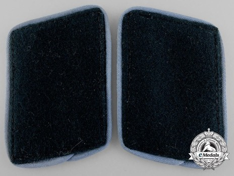 German Army Turk Freiwilliger Collar Tabs (Turkistan version) Obverse