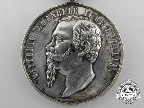Silver Medal (without engraver signature) Obverse