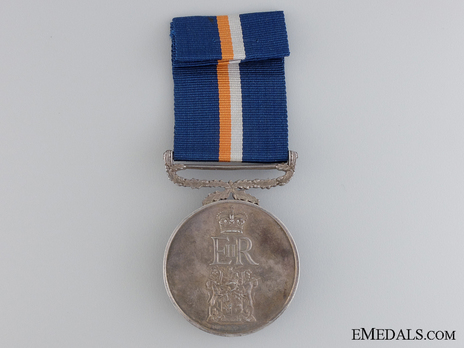 Southern Cross Medal, in Silver (Reverse Royal Cypher) Reverse