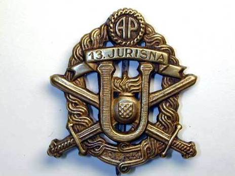 Bronze Badge Obverse