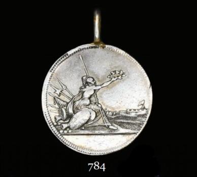 Deccan Medal, II Class
