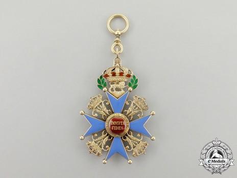 Dukely Order of Henry the Lion, Grand Cross (in silver gilt) Reverse