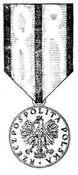 Life Saving Medal Obverse