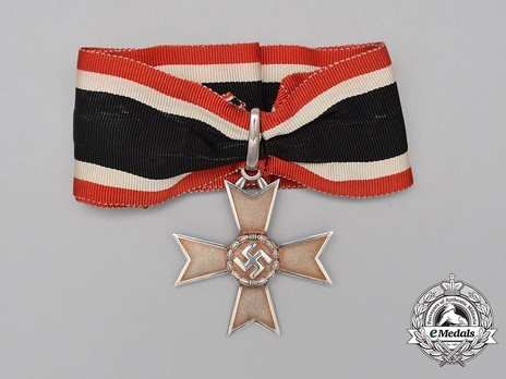 Knight's Cross of the War Merit Cross without Swords (by C. F. Zimmermann) Obverse
