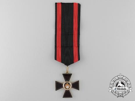 Order of Saint Vladimir IV Class Badge (Civilian Division 1880) Obverse