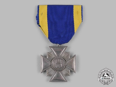 Long Service Cross for NCOs and Enlisted Men for 21 Years