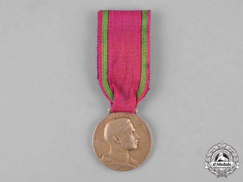 Sax+co+gotha+merit+medal+civ